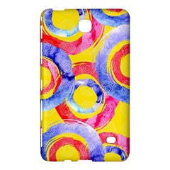 Blue And Pink Dream Samsung Galaxy Tab 4 (7 ) Hardshell Case