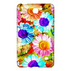 Colorful Daisy Garden Samsung Galaxy Tab 4 (7 ) Hardshell Case