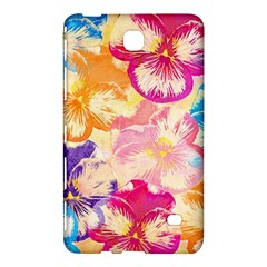Colorful Pansies Field Samsung Galaxy Tab 4 (8 ) Hardshell Case