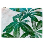 Pachira Leaves  Cosmetic Bag (XXL)  Front