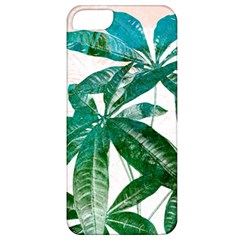 Pachira Leaves  Apple Iphone 5 Classic Hardshell Case