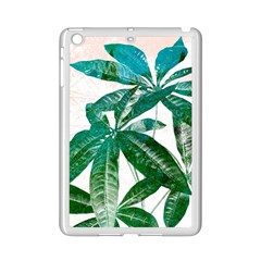 Pachira Leaves  Ipad Mini 2 Enamel Coated Cases