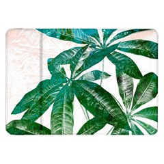 Pachira Leaves  Samsung Galaxy Tab 8 9  P7300 Flip Case