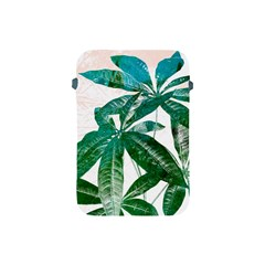 Pachira Leaves  Apple Ipad Mini Protective Soft Cases by DanaeStudio