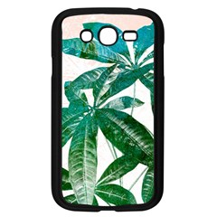 Pachira Leaves  Samsung Galaxy Grand Duos I9082 Case (black) by DanaeStudio