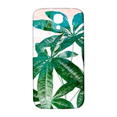 Pachira Leaves  Samsung Galaxy S4 I9500/i9505  Hardshell Back Case