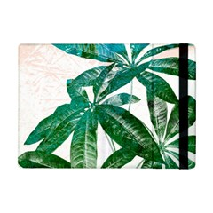 Pachira Leaves  Ipad Mini 2 Flip Cases