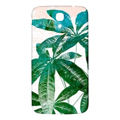 Pachira Leaves  Samsung Galaxy Mega I9200 Hardshell Back Case