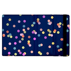 Playful Confetti Apple Ipad 2 Flip Case by DanaeStudio