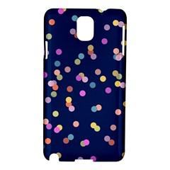 Playful Confetti Samsung Galaxy Note 3 N9005 Hardshell Case