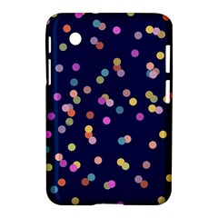 Playful Confetti Samsung Galaxy Tab 2 (7 ) P3100 Hardshell Case  by DanaeStudio