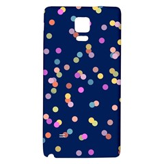Playful Confetti Galaxy Note 4 Back Case