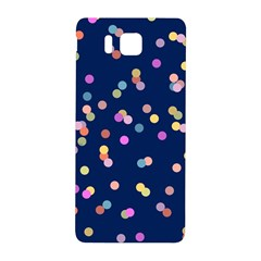Playful Confetti Samsung Galaxy Alpha Hardshell Back Case