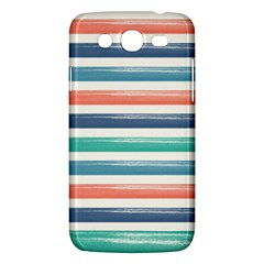 Summer Mood Striped Pattern Samsung Galaxy Mega 5 8 I9152 Hardshell Case  by DanaeStudio