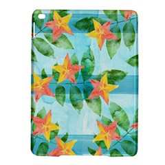 Tropical Starfruit Pattern Ipad Air 2 Hardshell Cases by DanaeStudio