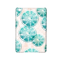 Turquoise Citrus And Dots Ipad Mini 2 Hardshell Cases