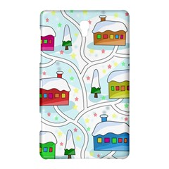 Winter Magical Landscape Samsung Galaxy Tab S (8 4 ) Hardshell Case