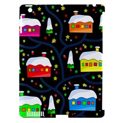 Winter Magical Night Apple Ipad 3/4 Hardshell Case (compatible With Smart Cover) by Valentinaart