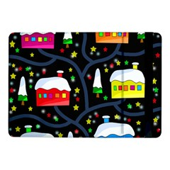 Winter Magical Night Samsung Galaxy Tab Pro 10 1  Flip Case by Valentinaart