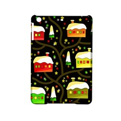 Winter  Night  Ipad Mini 2 Hardshell Cases by Valentinaart