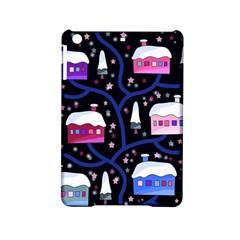 Magical Xmas Night Ipad Mini 2 Hardshell Cases by Valentinaart