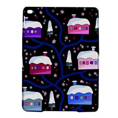 Magical Xmas Night Ipad Air 2 Hardshell Cases by Valentinaart