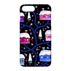 Magical Xmas Night Apple Iphone 7 Plus Hardshell Case