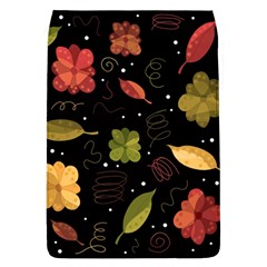 Autumn Flowers  Flap Covers (l)  by Valentinaart
