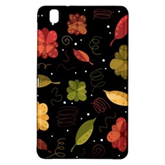 Autumn Flowers  Samsung Galaxy Tab Pro 8 4 Hardshell Case by Valentinaart