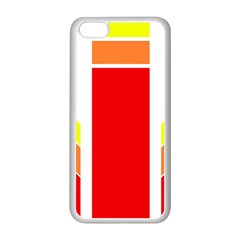 Toyota Apple Iphone 5c Seamless Case (white)