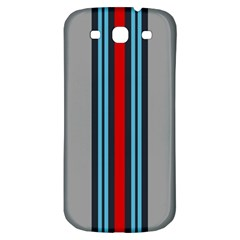 Martini No Logo Samsung Galaxy S3 S Iii Classic Hardshell Back Case by PocketRacers