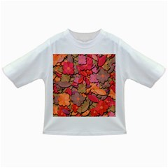 Beautiful Floral Design Infant/toddler T-shirts by Valentinaart