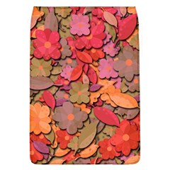 Beautiful Floral Design Flap Covers (l)  by Valentinaart