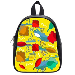 Weather School Bags (small)  by Valentinaart