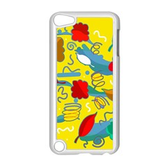 Weather Apple Ipod Touch 5 Case (white) by Valentinaart