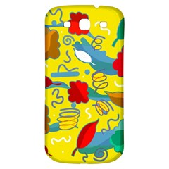 Weather Samsung Galaxy S3 S Iii Classic Hardshell Back Case by Valentinaart