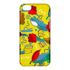 Weather Apple Iphone 5c Hardshell Case by Valentinaart