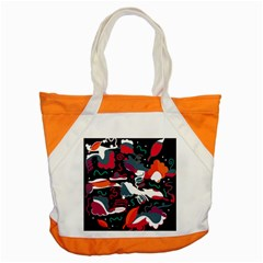 Fly Away  Accent Tote Bag by Valentinaart