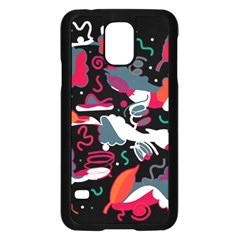Fly Away  Samsung Galaxy S5 Case (black) by Valentinaart