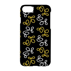 Elegance   Yellow Apple Iphone 7 Hardshell Case by Valentinaart