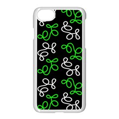 Elegance   Green Apple Iphone 7 Seamless Case (white)
