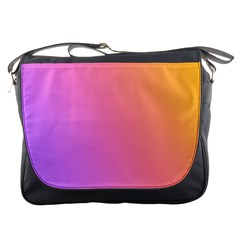 Blank Desk Pink Yellow Purple Messenger Bags