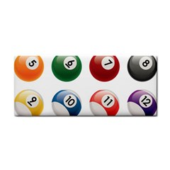 Billiards Cosmetic Storage Cases by AnjaniArt