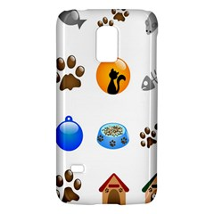 Cat Mouse Dog Galaxy S5 Mini