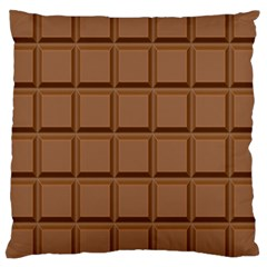 Chocolate Large Cushion Case (two Sides)