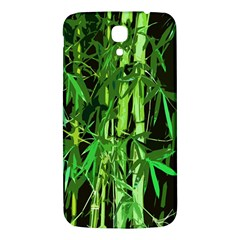 Bamboo Pattern Tree Samsung Galaxy Mega I9200 Hardshell Back Case by AnjaniArt