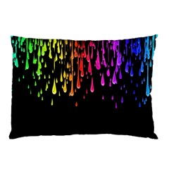 Color Rainbow Pillow Case