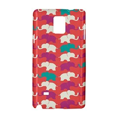 Elephant Samsung Galaxy Note 4 Hardshell Case