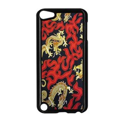 Dragon Apple Ipod Touch 5 Case (black)