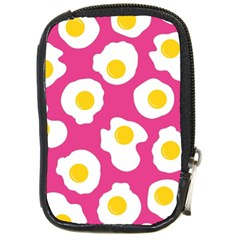 Fried Egg Compact Camera Cases